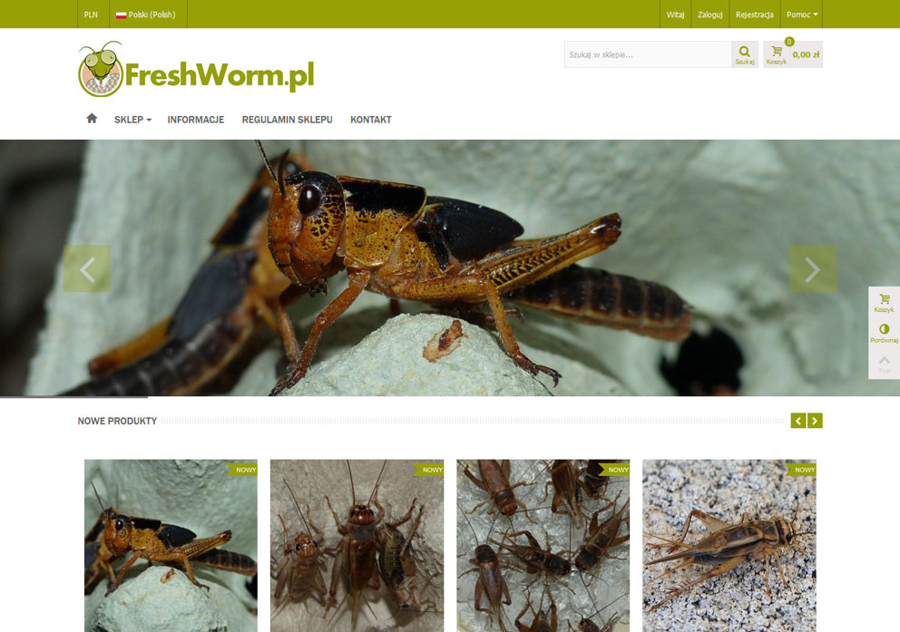 FreshWorm.pl