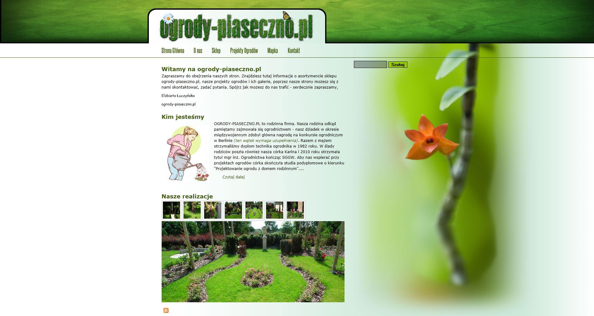 Ogrody-piaseczno.pl