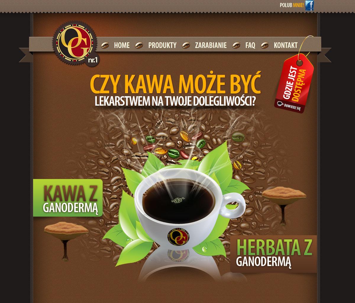 Organo-gold-kawa.pl